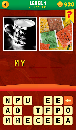 2 Pics 1 Phrase Word Game - screenshot