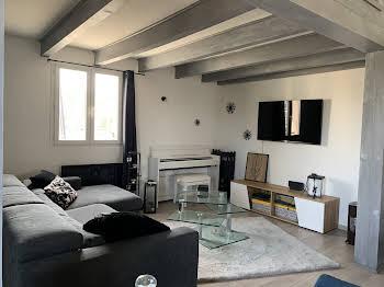 Appartement meublé 2 pièces 39,62 m2