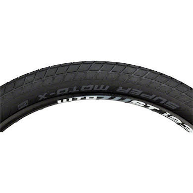 "Schwalbe Super Moto-X Tire: 27.5 x 2.80"" - Wire - Performance Line - Dual Comp - Double Defence - RaceGua"