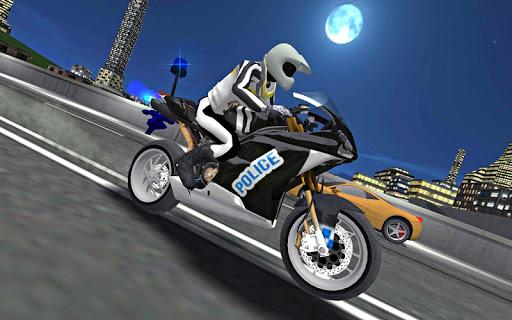 Police Motorbike 3D Simulator 2018 1.0 screenshots 8