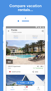 HomeToGo: Vacation Rentals & Houses - náhled