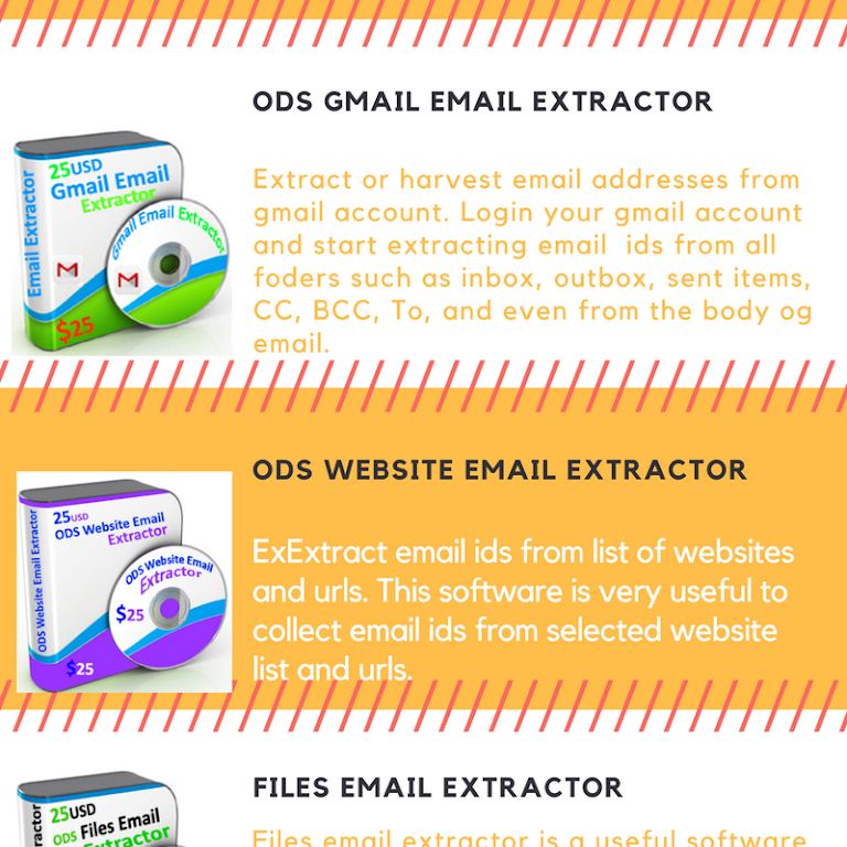 One Dot Solution, Email Extractor in India, Bulk Mailer in India