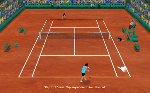 Ultimate 3D Tennis for PC