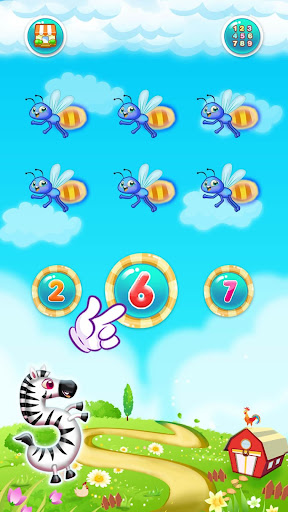 123 number games for kids - Count & Tracing 1.7.3 Screenshots 2