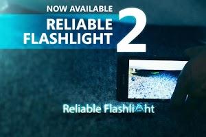 Screenshot of Reliable Flashlight + Camera