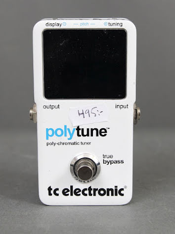 TC Electronics Polytune USED - Good Condition
