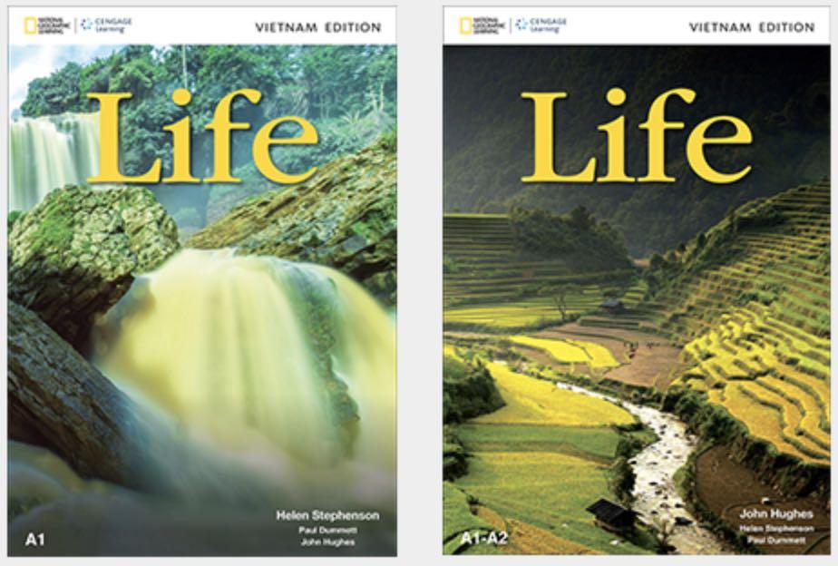 Bìa sách Life phiên bản VIệt Nam