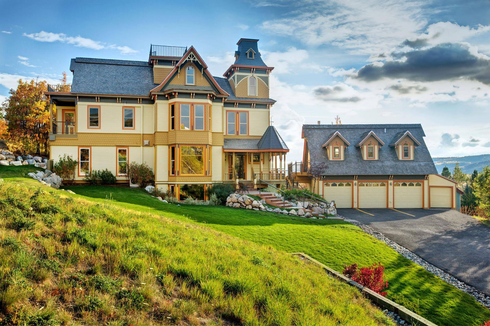 The Victorian Luxury B and B
