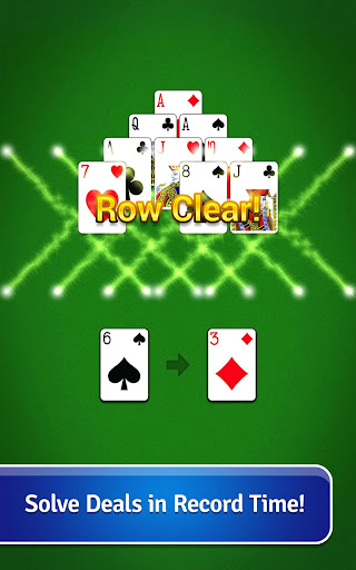 Pyramid Solitaire  screenshots 12