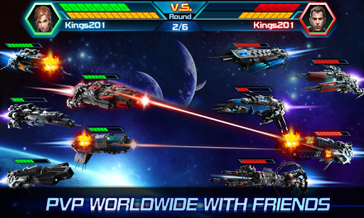 Galaxy Clash: Evolved Empire  screenshots 7