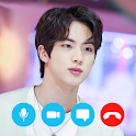 Kim Seok Jin BTS Calling You icon