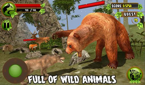 Bad Wolf Safari Simulator 3D