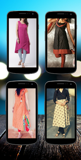 Latest kurti design for girls  screenshots 5