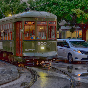 Nola Street car by Tiffany Matt - Transportation Other