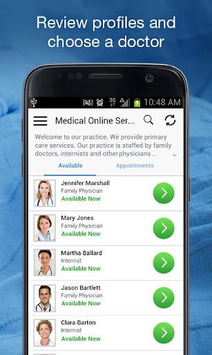 Amwell: Doctor Visits 24/7 11.1.3.003_01 screenshots 2
