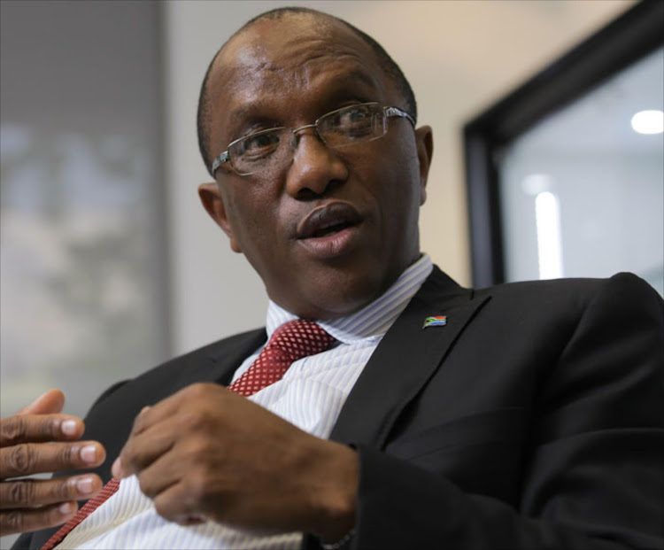 Kimi Makwetu reassures public about risks' after firing KPMG and Nkonki.