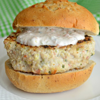 Zucchini Salsa Turkey Burgers Recipe