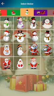Christmas Photo Editor 360 - náhled