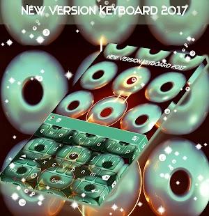 Nová verze klávesnice 2017 - náhled