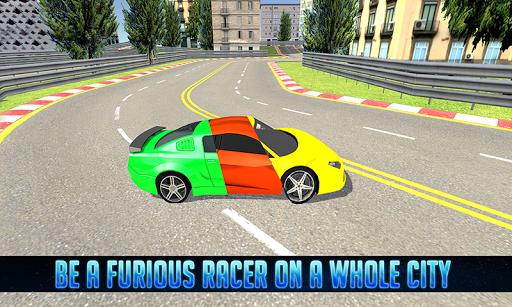 Extreme Car Drifting : Highway Racing Simulator 1.1 screenshots 6