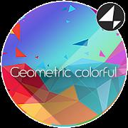 Geometric Colorful for Xperia™