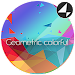 Geometric Colorful for Xperia™ Icon