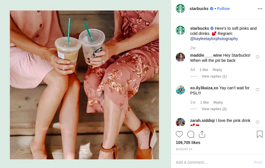 34 Creative Instagram Post Ideas You Can Copy Sellfy