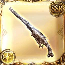 銀の依代の銃