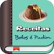 Download Receitas de Bolos é Pudim For PC Windows and Mac