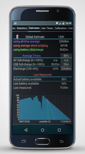 Battery Monitor widget prank