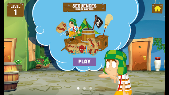 Learn to code with el chavo is a free educational game for 5 to