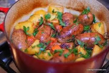 Dublin Coddle ( Traditional Irish Food)