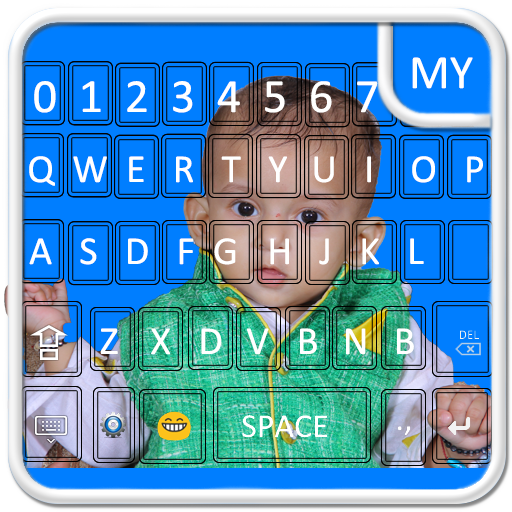 My Photo Keyboard Theme