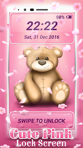 Download Cute Pink Lock Screen Apk Latest Version App By