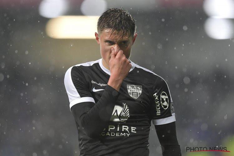 Gand pense à un joueur d'Eupen, mais le prix du transfert pose toujours problème