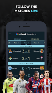 App La Liga - Spanish Soccer League Official APK for Windows Phone