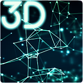 Particle Plexus 3D Live Wallpaper