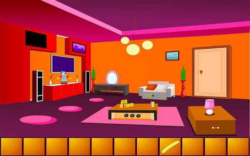 Escape Apartment Living Room