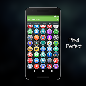 Helio UI Icon Pack screenshot 4