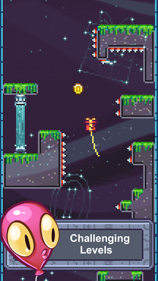 The Balloons Floaty Adventure- screenshot