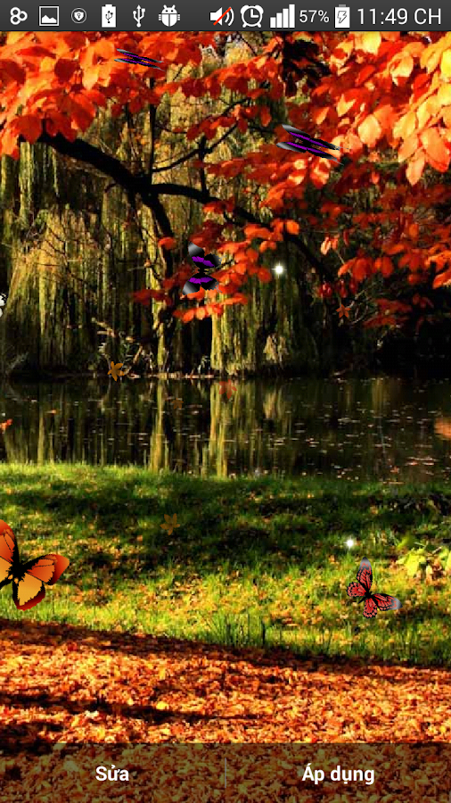 autumn live wallpaper hd android apps on google play
