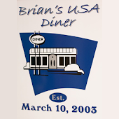 Brian's USA Diner Ordering