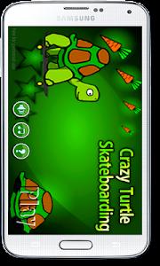Crazy Turtle Skateboarding screenshot 0