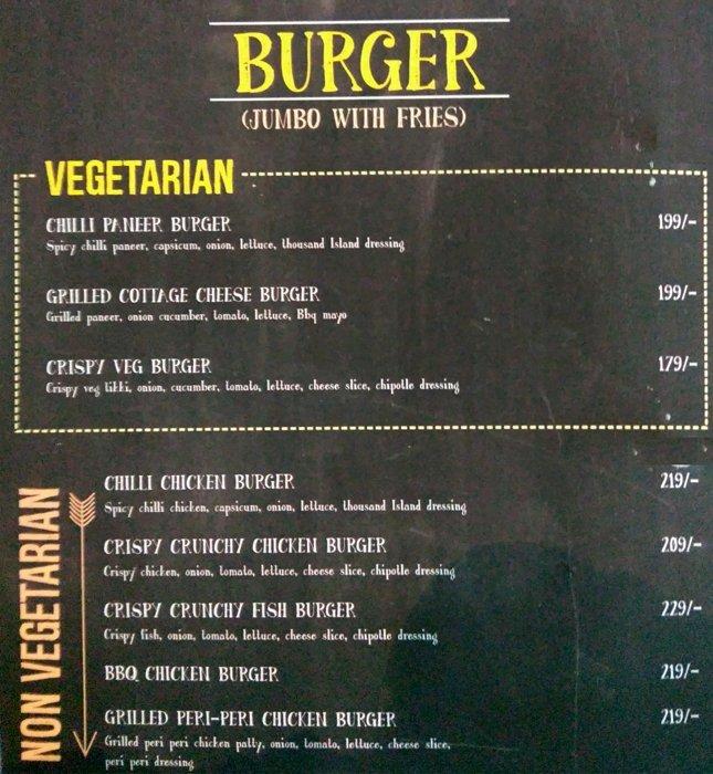 Hoppin RestoBar menu 9