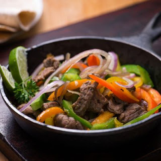 Easy Beef And Bell Pepper Stir-Fry