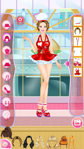 Mafa Cook Style Dress Up