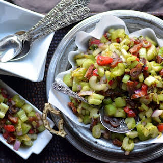 Haifa Celery Date Salad.
