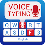 English Voice Keyboard - Voice to Text