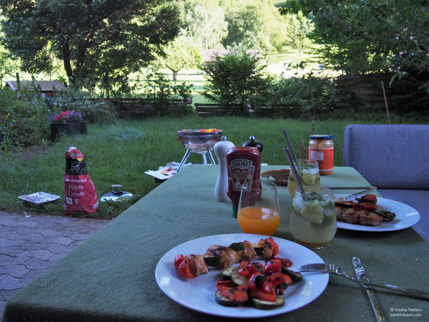 Barbecue (Le petit requin)