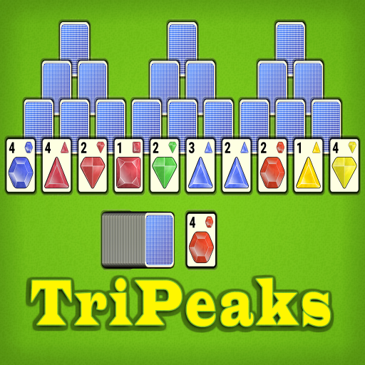 TriPeaks Diamonds (game)